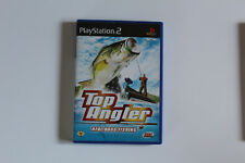 Playstation 2 PS2 Spiel Top Angler: Real Bass Fishing