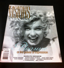 Visions Magazine Marilyn Monroe Cover John Sayles