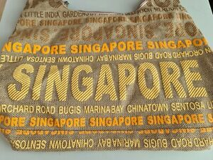 Brand New Singapore Summer Bag By Robin Ruth