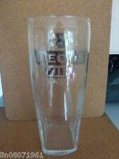1 BECKS VIER SQUARE BOTTOMED  PINT  GLASS. NEW     ( got 7 )