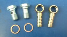 FITTING KIT FOR DIESEL FILTER ASSEMBLY  - 5/16 INCH [8 MM]