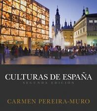 World Languages: Culturas de Espana by Carmen Pereira-Muro (2014, Paperback)