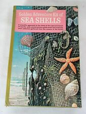 Vintage 1955 Golden Adventure Kit of Sea Shells