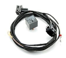 Kabelbaum Adapter Kabel Nebelscheinwerfer NSW VW T4 Bulli + Relais