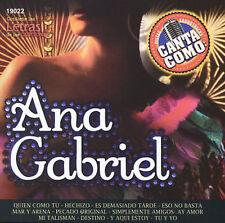 FREE US SHIP. on ANY 2 CDs! NEW CD Grupo Mexico Lindo: Pistas: Canta Como Ana Ga
