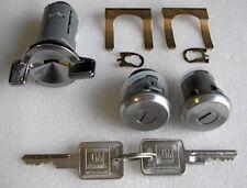 1979-1987 Chevy GMC Truck Ignition & Door Lock Kit & Keys