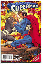 Superman 38 3rd Series DC 2015 NM+ 9.6 New 52 Combo Pack Variant
