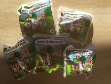 ASTERIX & OBÉLIX: LOT DE 10 FIGURINES