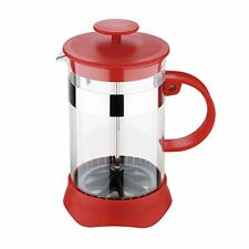 Renberg Coloria - Cafetiã¨res à Piston Plastique Rouge 800ml