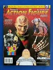 2004 Tomart's Action Figure Digest #123 Dungeons & Dragons GI Joe Guide 7 NM