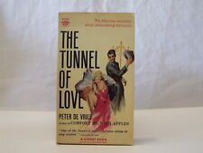 The Tunnel of Love by Peter De Vries Sleaze GGA Vintage Paperback