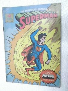 SUPERMAN   VOL 1 NO 2 MODERN CLASSICS  ENGLISH  Rare VINTAGE Comic India