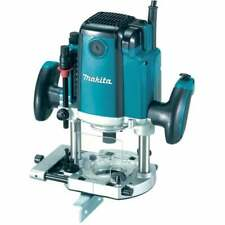 Makita RP1801X 1/2 Inch Plunge Router 1650w 240v