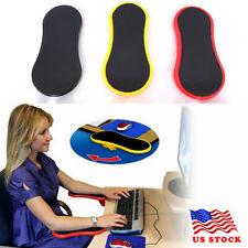 US Attachable Armrest Pad Desk Computer Table Arm Support Mouse Pads Arm Wrist