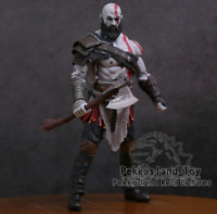 Original God of War 4 Kratos PVC Action Figure Collectible Model Toy Gift Game