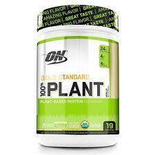 Optimum Nutrition GOLD STANDARD 100% PLANT PROTEIN 1.5 lb PICK FLAVOR