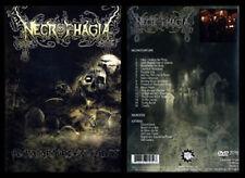 NECROPHAGIA *Necrotorture/Sickcess DVD vomitous murder, cannibalism, debauchery