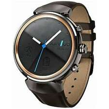 ASUS ZenWatch 3 WI503Q Smart Watch Android ios Rubber Smoked black