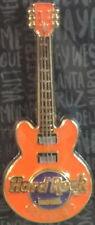 Hard Rock Hotel ORLANDO FL 2017 3-D Orange CORE GUITAR Series PIN 3 Strings