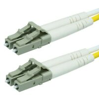 3FT - 164FT LC to LC 10Gb OM3 Duplex 50/125 Multi Mode Fiber Optic Optical Cable
