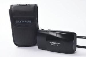 Olympus µ[mju:]-II, Multi AF All Weather, 35mm F2.8 Compact Film Camera + Case