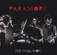 Paramore-The Final Riot  (UK IMPORT)  CD NEW