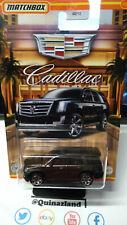 Matchbox 2015 Cadillac Escalade  (NP09)