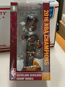 Kyrie Irving Cleveland Cavaliers 2016 Forever NBA Champions Bobblehead Sealed
