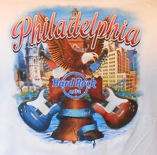 HARD ROCK CAFE PHILADELPHIA V17 CITY TEE T-SHIRT SIZE ADULT LARGE NEW WITH /TAGS