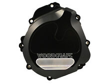 SUZUKI 2003-2004 GSXR 1000 WOODCRAFT LEFT SIDE ENGINE STATOR COVER W/ SKID PAD