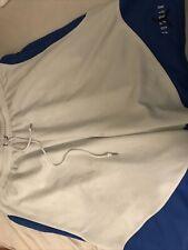 Nike Air Jordan Shorts Blue and White size 3xl