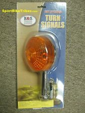 Turn Signal - K&S Technologies Inc. - 25-3046 - DOT Approved