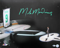 Stars Mike Modano Authentic Signed 16x20 Photo Autographed BAS Witnessed