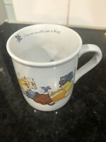 Rim Shots Vintage Cat And Mouse Mug collectible comic mugs