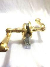 Classic gold Lever Handle Knob Door Hardware