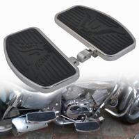 Motor Paar Schwarz Vorne Trittbrett-Diele für Honda Shadow Aero VT 750 VTX 1800