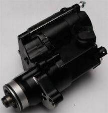 BIG TWIN STARTER 1.4KW BLACK 6SPD TRANS