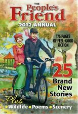 The People's Friend 2012 Annual by  - Book - Hard Cover - Annuals - General