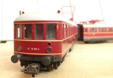 Kato 30707 Electric Railcars Et 25 DB Epoch 3 - Red Dessauer Dr Well Preserved