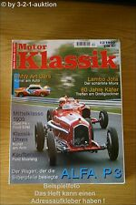 Motor Klassik 12/95 Alfa P3 Opel P4 Ford Mustang BMW