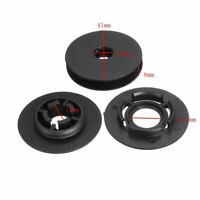 Black 4 Pcs Car Carpet Mat Clips Floor Holders Fixing Grip For VW /Skoda /Audi