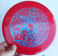 10th Anniversary Destroyer -Star- Blue On Red - 171g - Collector Alert!