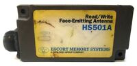 ESCORT MEMORY SYSTEMS READ/WRITE FACE EMITTING ANTENNA, HS501A