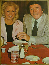 Mike Douglas, Full Page Vintage Pinup