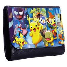 Pokemon Geldbeutel Dreifach Faltbare Geldbörse p7/_01 w2042