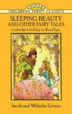 Sleeping Beauty and Other Fairy Tales by Jacob Grimm, Wilhelm Grimm