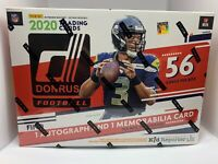 2020 Panini Donruss NFL Football Mega Box Target Exclusive Brand New Sealed