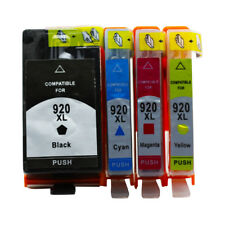 4x Ink Cartridge Compatible For HP920 920XL Officejet 6000 6500 6500Wireless