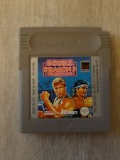 jeu Nintendo game boy FR originale double dragon 3