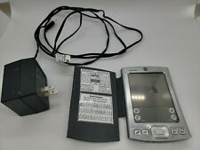 Palm Tungsten E Hand Held Personal Organizer with Charging Cable Works Great